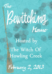 The Bewitching Home Blog Party: Winter Redux