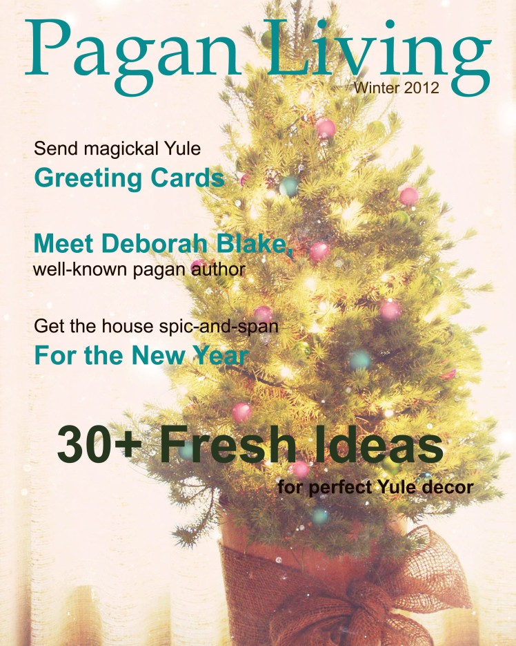 Pagan Living - Winter 2012