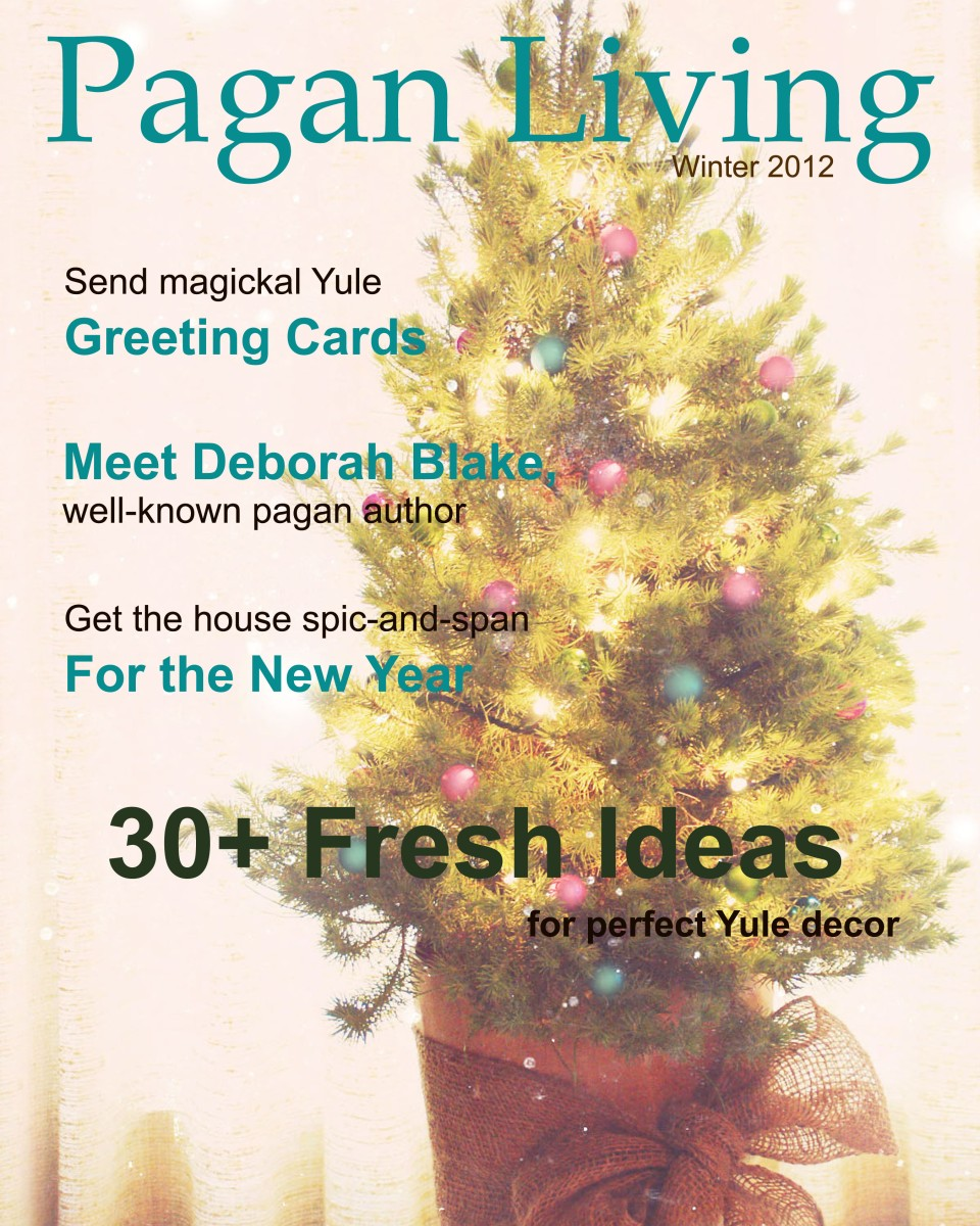 Pagan Living Winter 2012 The Witch Of Howling Creek