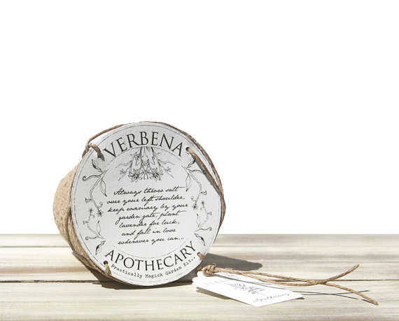 Verbena Apothecary Giveaway by The Witch of Howling Creek