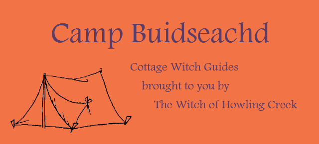 Two Year Anniversary + Camp Buidseachd: The Cottage Witch Guide to the Pagan Home by The Witch of Howling Creek